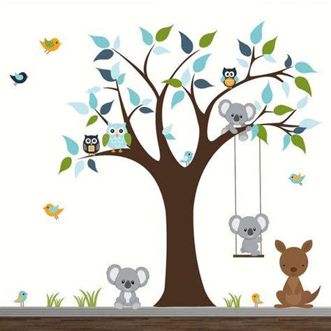 sticker arbre chambre bébé bébé crèche mur stickers enfants chambre wall decor arbre