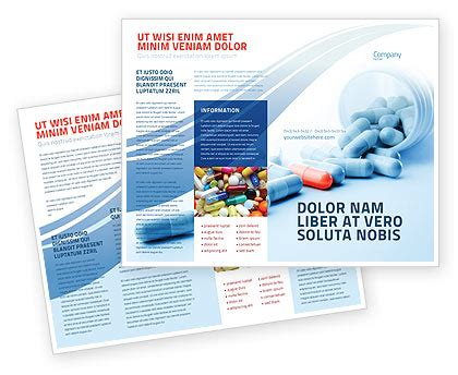 Therapy Brochure Templates by Therapy Brochure Template Design And Layout