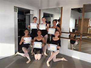 Six Students Successfully Move on to Pointe Work | West ...