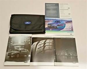 2015 Ford Focus Owners Manual Hatchback Sedan Titanium Se