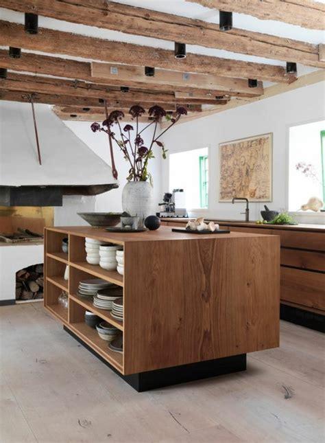 type de cuisine la cuisine équipée avec îlot central 66 idées en photos