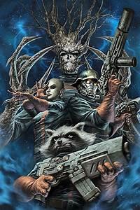 Guardians of the Galaxy by Alex Garner   Comic Art ...