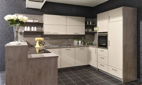 cuisine beige et bois cuisine beige bois cuisiniste fauville