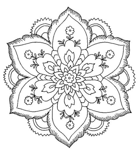 abstract coloring pages  printable momjunction