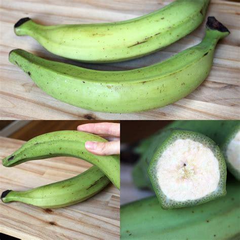 cuisiner les bananes plantain j 39 ai testé les légumes exotiques fitnessfriandises fr