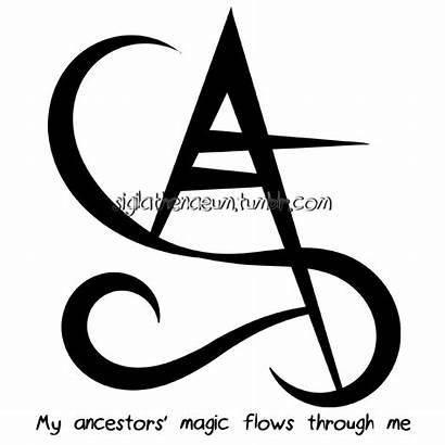 Sigil Ancestors Magic Sigils Symbols Protection Flows