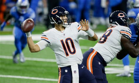 The Frustrating Case of Bears QB Mitchell Trubisky