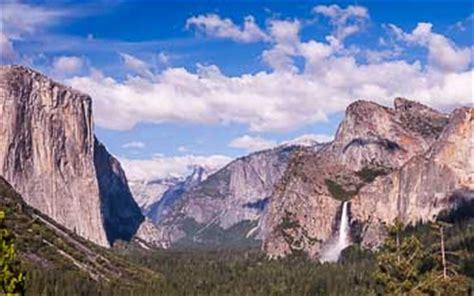 Yosemite Vacation Travel Guide Photos James Kaiser