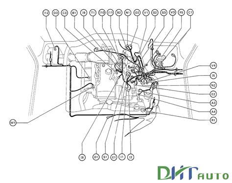 toyota hiace electrical wiring diagram free toyota workshop manual
