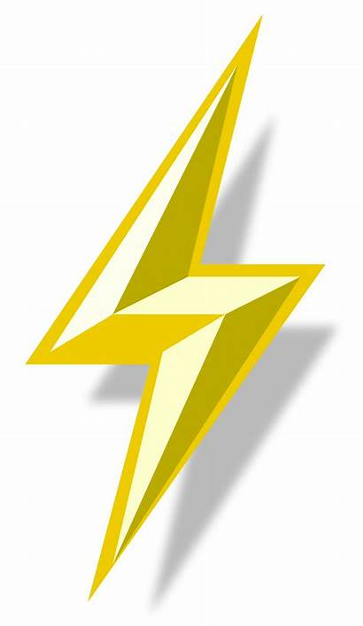 Bolt Lighting Svg Clipart Lightning Angular Transparent