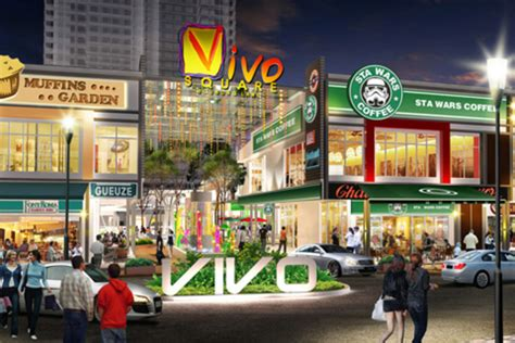 Review For Vivo Square, Ipoh