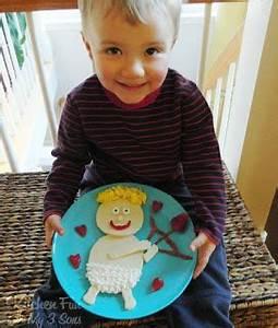 Valentine Cupid Pancake Breakfast - Kitchen Fun With My 3 Sons
