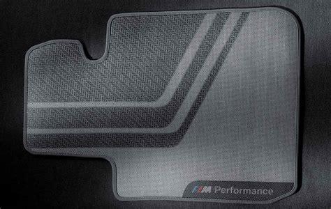 Bmw Floor Mats 1 Series by Bmw M Performance Genuine Front Floor Mats Set F20 F21 1