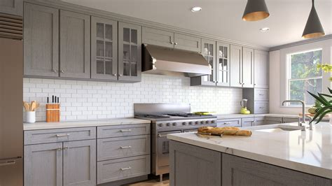 kitchen cabinet styles and light grey forevermark cabinetry