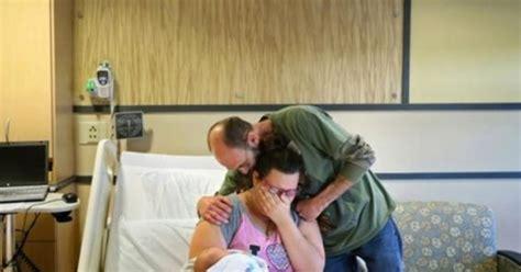 woman   delivered baby  sad news  mom fiance