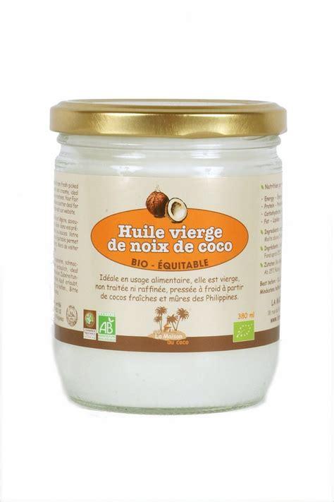 huile de coco bienfaits et vertus manuka matata