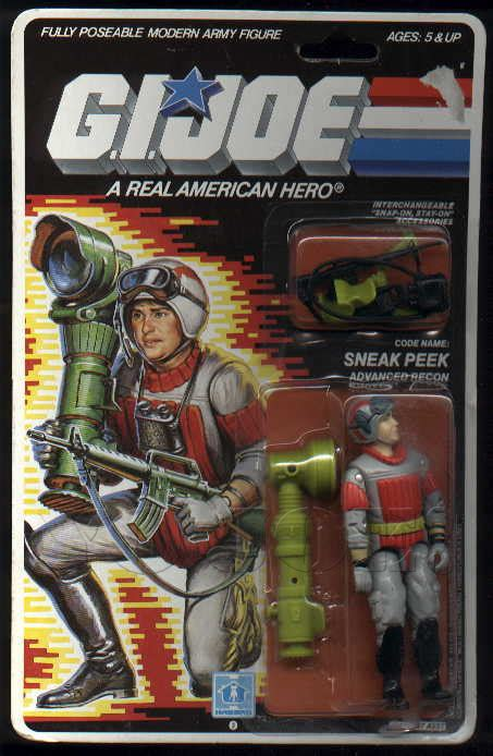 sneak peek  gi joe action figure yojoe archive