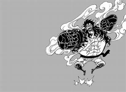 Luffy Gear Manga Anime Deviantart Pages Panels