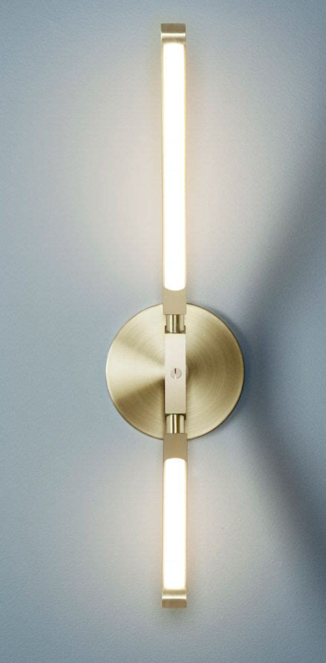 17 best ideas about modern sconces on brass