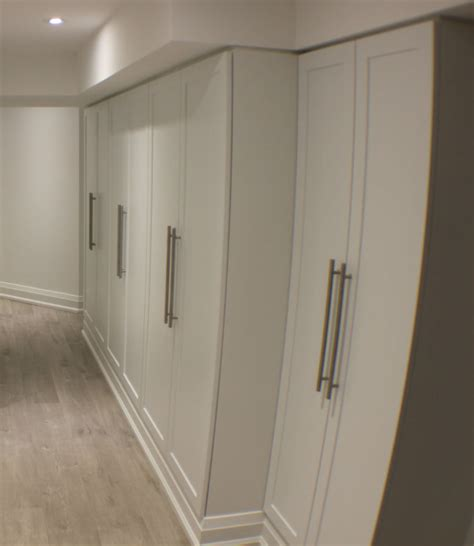 Storage Cabinets For Basement by Toronto Basement Storage Toronto Custom Concepts