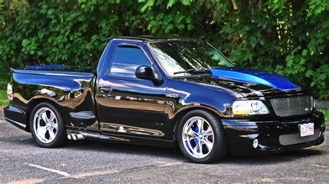 2001 Custom Ford SVT Lightning For Sale   YouTube