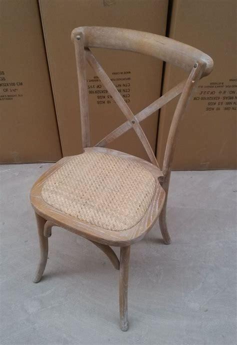 wholesale wood  cross  dining chair  cushion