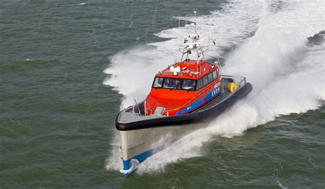 Types Of Rescue Boats by Nh 1816 A New Type Of Search And Rescue Boat For Knrm
