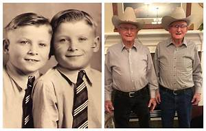A Feel Good Friday surprise for identical twins turning 90 ...
