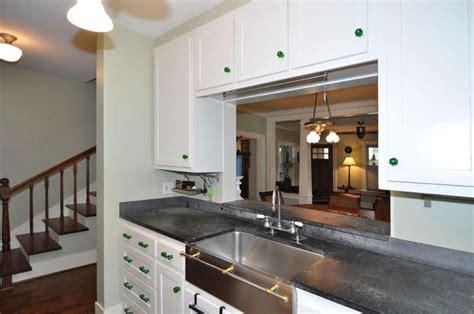 galley kitchen with pass through best 25 pass through kitchen ideas on half 6784