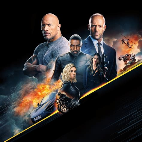 Fast & Furious Presents: Hobbs & Shaw Forum Avatar ...