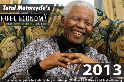 2013 Motorcycle Model Fuel Economy Guide In Mpg And L