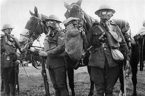 The Dreaded Gas Warfare Of World War One Deanos Travels