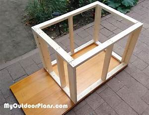Diy insulated dog house myoutdoorplans free for Cost to build a dog house