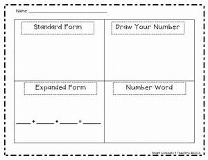 place value worksheets expanded form and what39s the on With sdaie lesson plan template