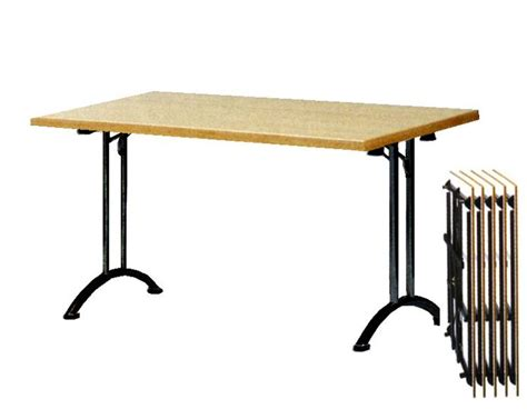 table de bureau pliante tables pliantes l 140 70 mobilier de bureau discount