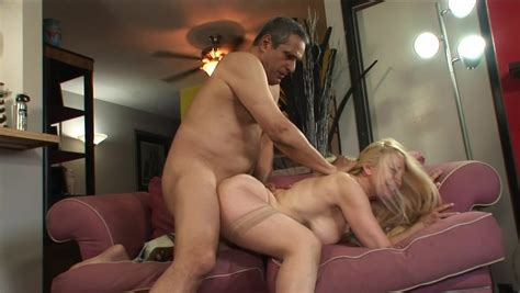 Sexy Mature Blonde Babe Fucked In Her Favorite Tan