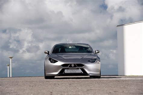 Exagon Furtive e-GT - Electrifying French Sports Coupé