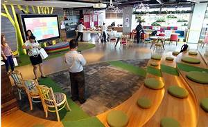 Is this KL's coolest office?