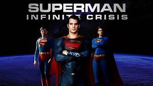 Superman Infinite Crisis Trailer (Christopher Reeve ...