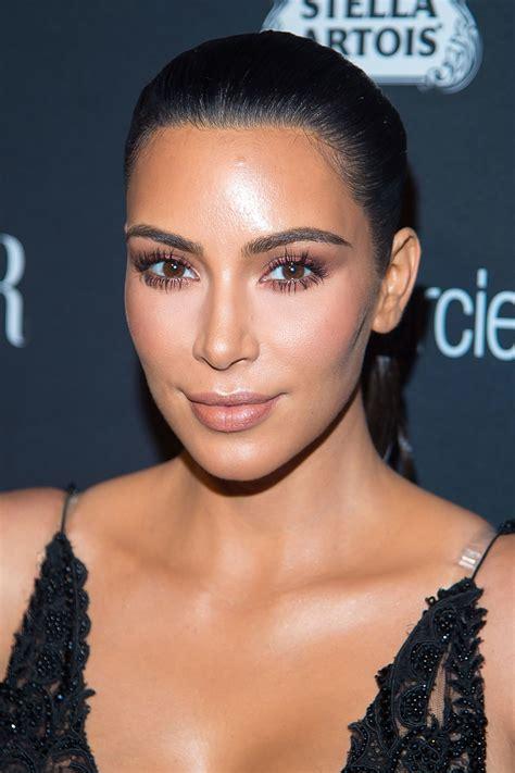 Kim Kardashian Got Laser Treatment on a Plane