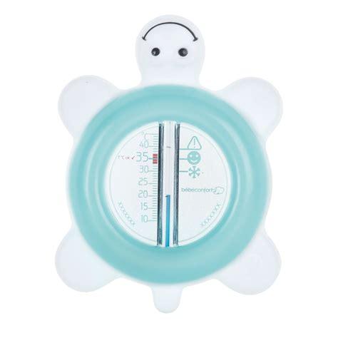 temperature chambre bébé thermomètre de bain tortue de bébé confort thermomètres