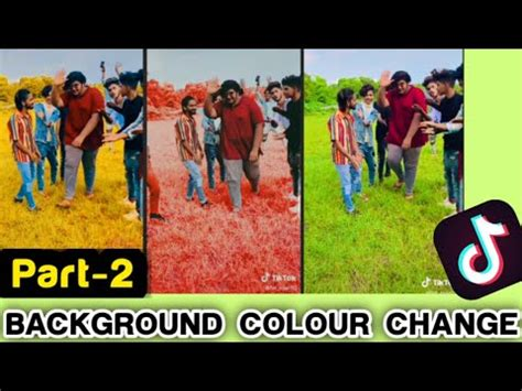 video background colour changing part    lut