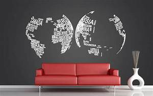 product guide 10 awesome wall map decals 3jpg 800x500 With awesome wall decal directions