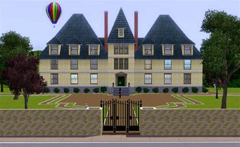 cuisine desing sims 3 tintin château moulinsart castle architecture