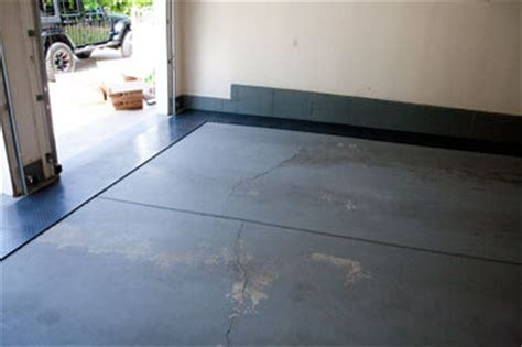 Garage Floor Installation   RaceDeck Installation ? DIY