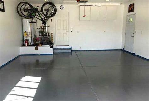 garage floor paint bullet rust flooring finished floors epoxy coating coat lasting rock metallic painting gray why clear longest bullets