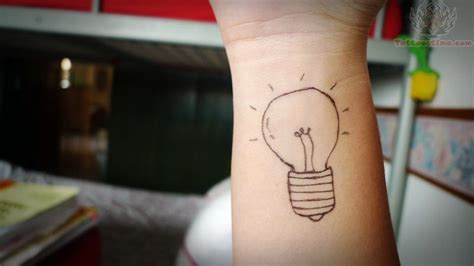 bulb tattoo images designs