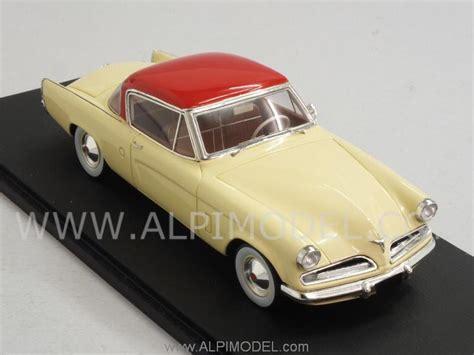spark-model Studebaker Champion 1953 (Cream/Red) (1/43 ...