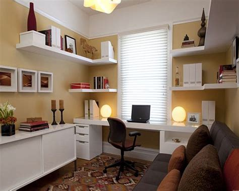 Small Bedroom And Office by Simple Ideas For At Home Office To Boost Your Productivity