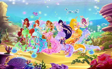 Which Is The Most Iconic Fairy Transformation Of The Winx